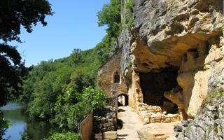 Cave -Perigord - Black -La -Vezere -Dordogne