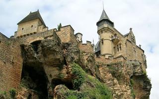 Perigord - Black - Castle-La -Vezere -Dordogne